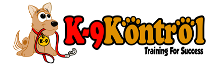 K-9 Kontrol - San Antonio Dog Training Logo